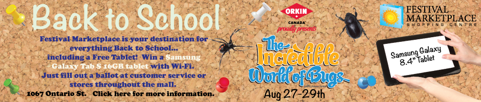 Back to School - Bugs